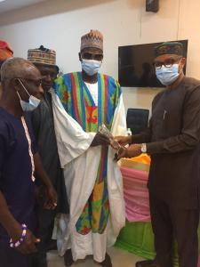 Manhean Zongo Chief Wins Ghana Muslim Excellence Award 1