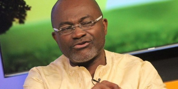 MP for Assin Central, Kennedy Agyapong