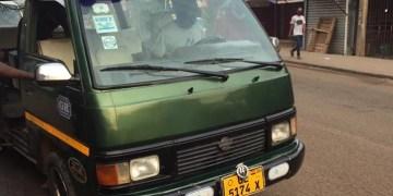 Abeka trotro driver