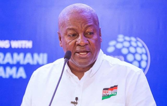 John Mahama