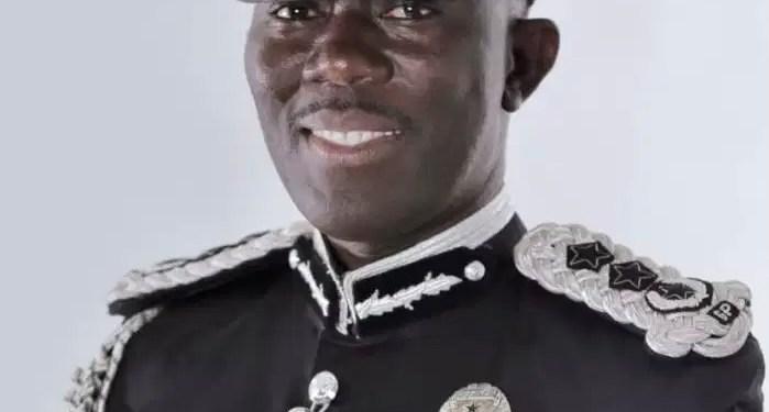 IGP George Akuffo Dampare