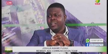 Joshua Kwame Fugah