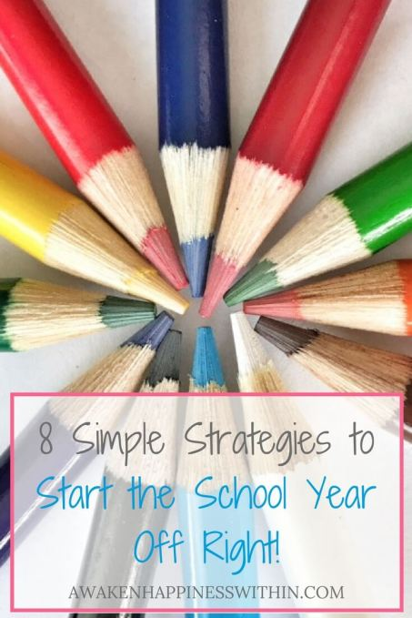 Start the School Year Off Right, Organization, Relationships, Start School Year, School Organization, School Year