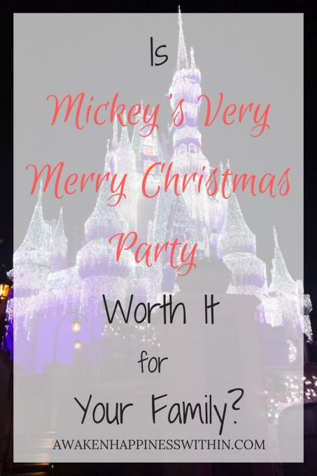 Mickey's Very Merry Christmas Party Worth It, Mickey's Very Merry Christmas Party Tips, Mickey's Very Merry Christmas Party Review, Disney, Disney Christmas
