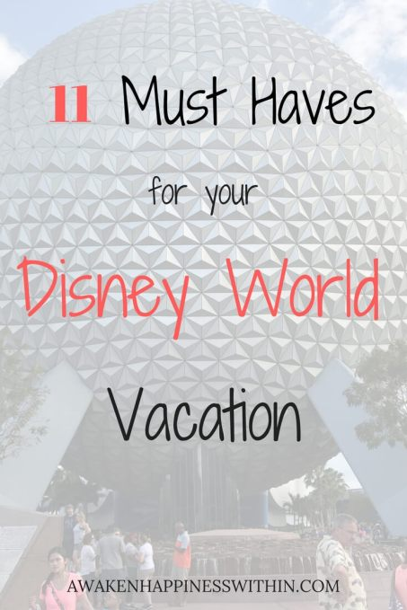 Its Almost Time Your Disney World Trip Is Right Around The Corner After All Of You Spent Planning To Pack A Vacation
