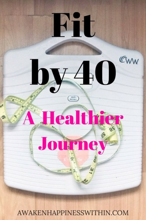 Why get fit by 40? And how? This mini-series will take you on a journey to a healthier you!