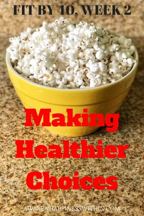 These tips for making healthy choices are manageable and create a healthier lifestyle.