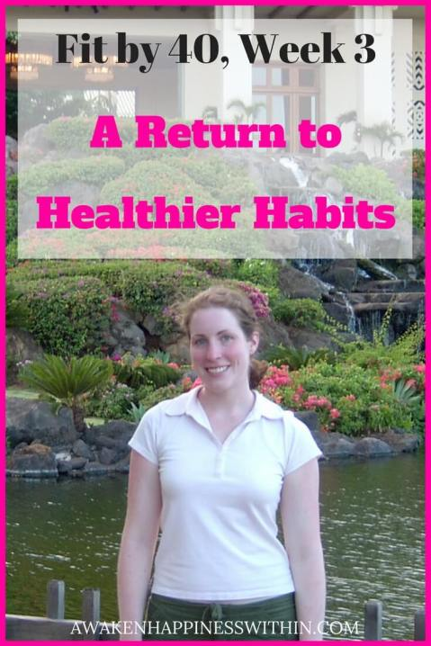 Use these healthier habits on your own journey towards healthier living!
