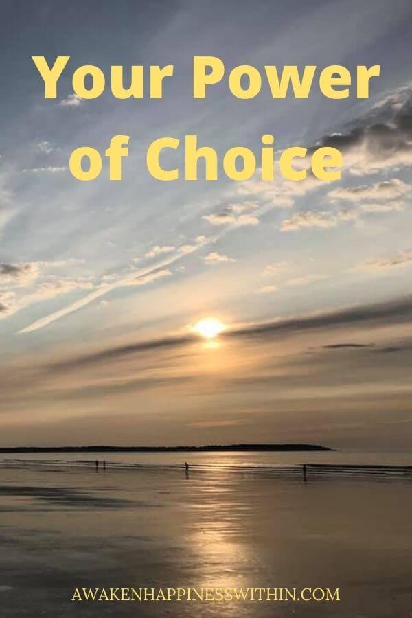 Powerful Conscious Choices