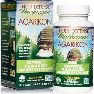 Functional Mushroom Supplements