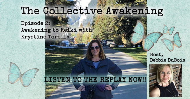 Episode 2: Awakening to Reiki