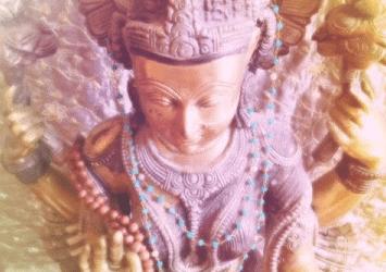 Lakshmi ~ Goddess of Abundance, Beauty & Integrity