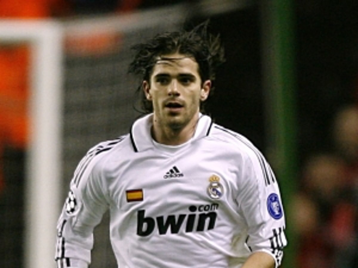 Former Real Madrid footballer splits from tennis star wife after allegedly cheating on her with her best friend  2