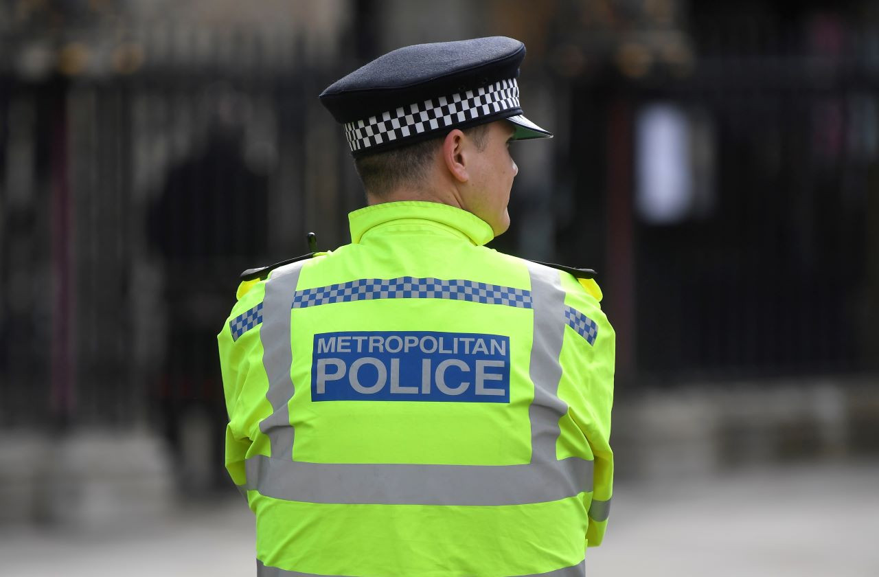 London police officer from diplomatic unit charged with rape