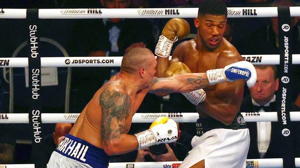 I can't see AJ winning that rematch -   Frank Warren tellsAnthony Joshua to ignore arematch against Oleksandr Usyk