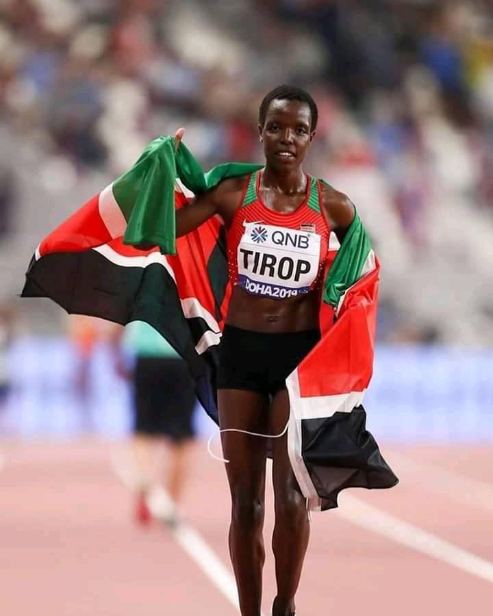 Husband on the run after Kenya's Tokyo Olympic star and World Championship medallist, Agnes Tirop is found stabbed to death
