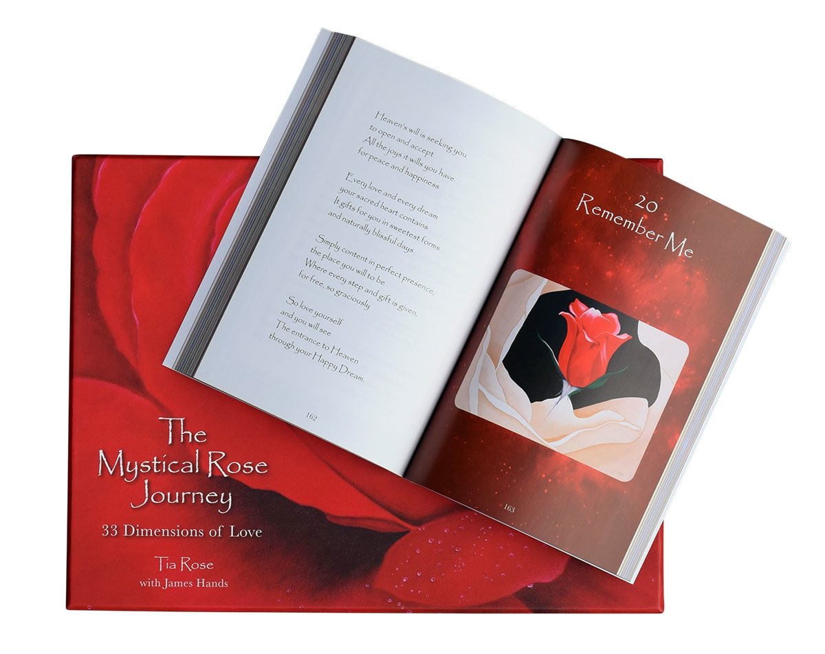 Mystical Rose Journey Book