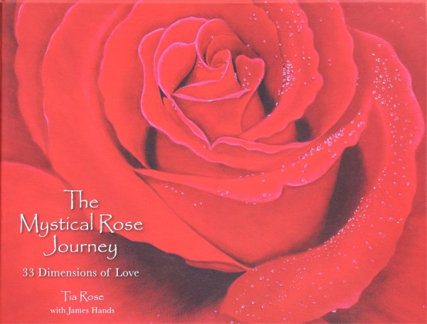 The Mystical Rose Journey Book & Card Set
