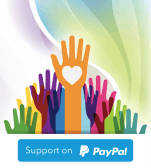 PayPal donation banner