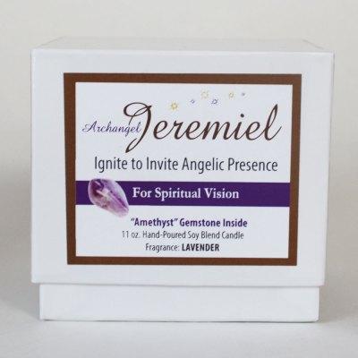Archangel Jeremiel - Angel of Spiritual Vision.
