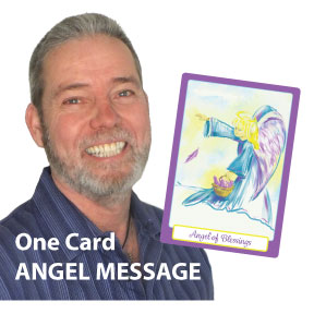 One Card Angel Message with Frank Borga