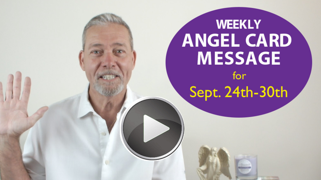 Frank's Weekly Angel Message 9-24-17 to 9-30-17