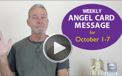 Frank's Weekly Angel Message 10-1-17 to 10-7-17