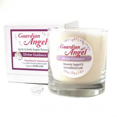 Your Guardian Angel brings heavenly support and unconditional love.