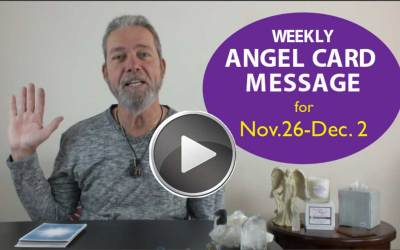 Frank's Weekly Angel Message 11-26-17 to 12-2-17