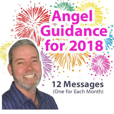 Angel Guidance for 2018 with Frank Borga