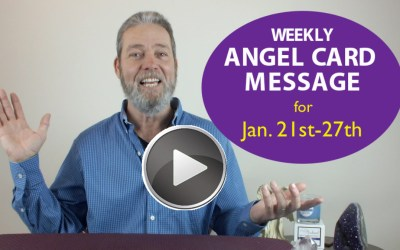 Frank's Weekly Angel Message 1-21-18 to 1-27-18