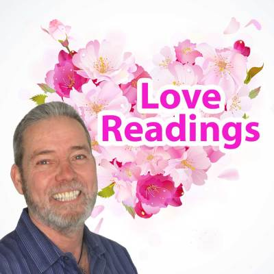 Frank Borga offers Love Readings