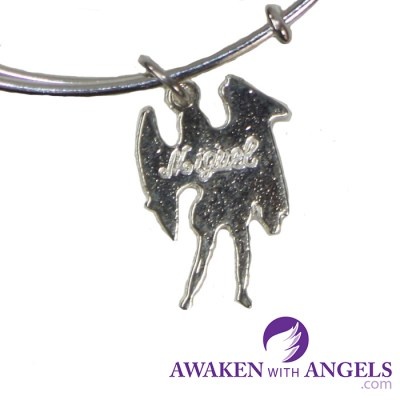 Archangel Michael Bangle to wear for Angelic Protection
