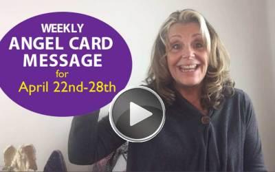 Karen's Weekly Angel Message 4-22-18 to 4-28-18