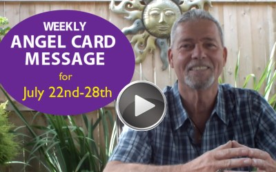 Frank's Weekly Angel Message 7-22-18 to 7-28-18