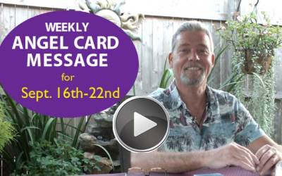 Frank's Weekly Angel Message 9-16-18 to 9-22-18