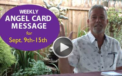 Frank's Weekly Angel Message 9-9-18 to 9-16-18