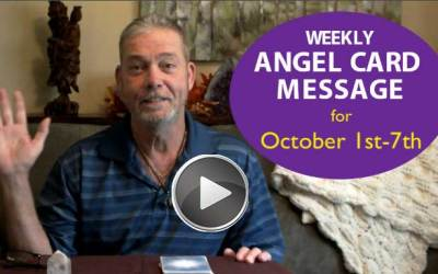Frank's Weekly Angel Message 10-1-18 to 10-7-18