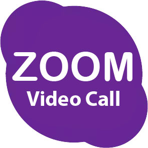 Zoom Video Call with Frank Borga