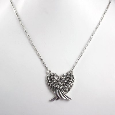Winged Blessings Necklace