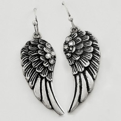 Winged Blessing Earrings
