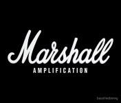 Marshall Amplification logo