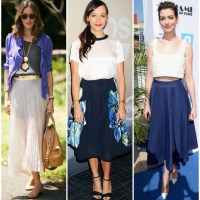 The skirt that never goes out of style