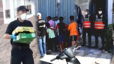 Photo of جريمة الدار البيضاء المروعة.. الشرطة تصل إلى الفاعل