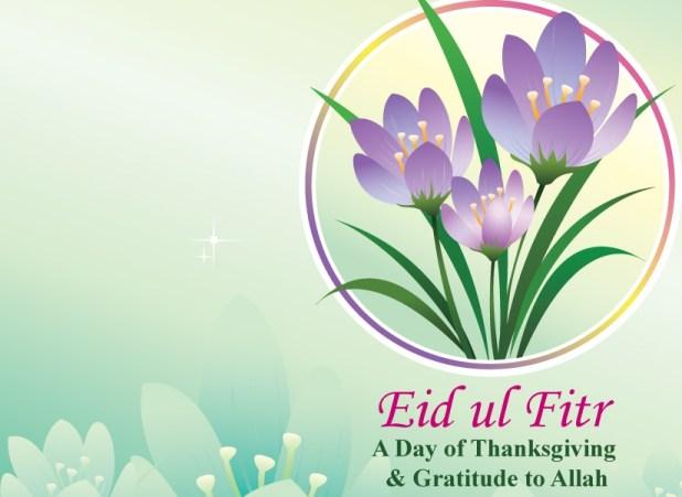 Welcome Eid ul Fitr Wallpaper 2013