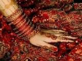Sharmila Farooqi's wedding mehdi function