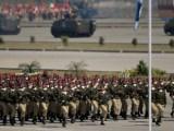 Pakistan Day military parade