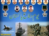 6th September Pakistan Defence Day