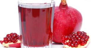 Benefits of Pomegranate Juice for Human