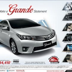 New Corolla Altis Grande Konsumsi Bbm Grand Veloz 1.5 Toyota Car Model  Awam Pk Current Fast